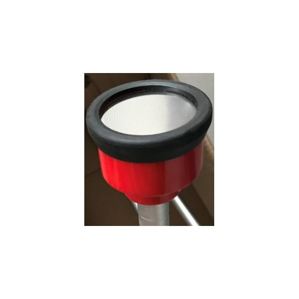 Bruser (water breaker) rød 1000PL  KA 26,5 l/m