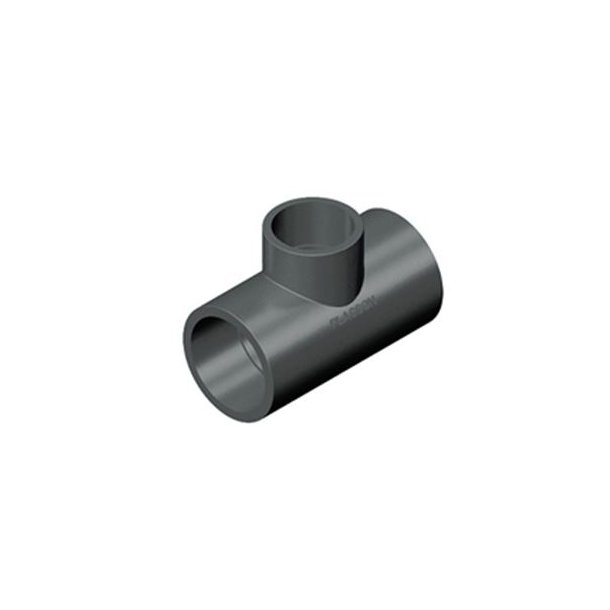 Tee PVC 20 mm 90 gr.