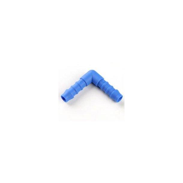 Vinkel Tefen nylon 19*19 mm
