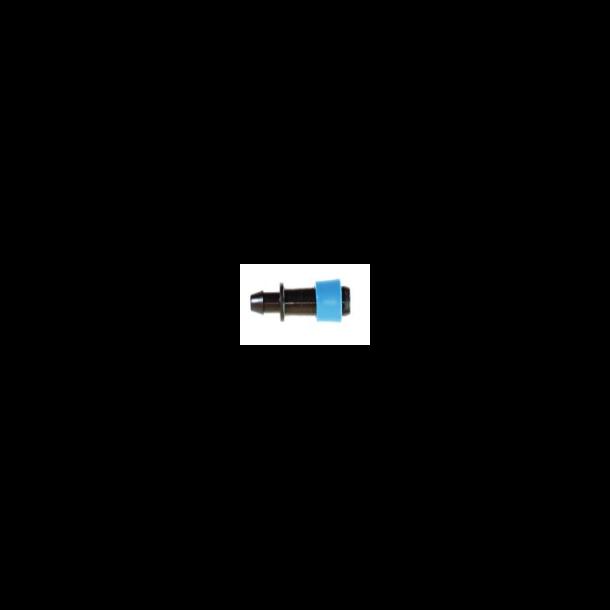 Start-forbinder PE-fast 16 blå ring