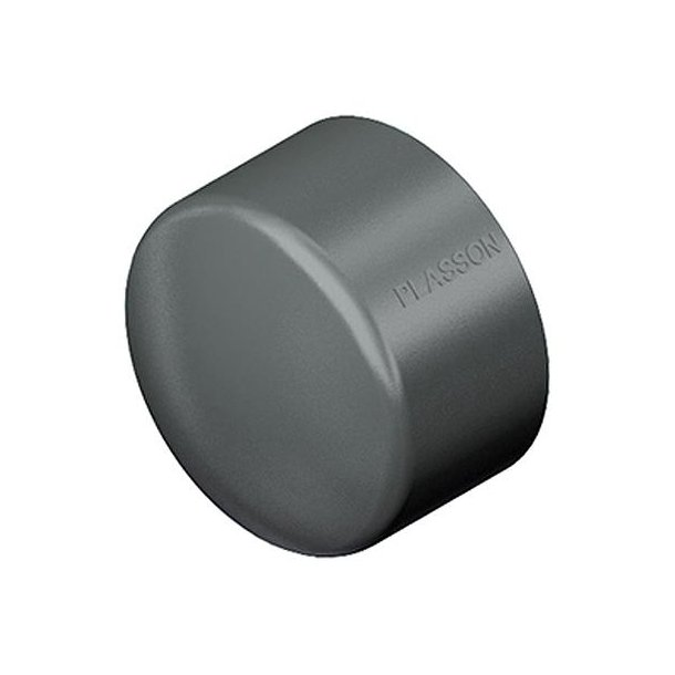 Slutmuffe PVC 40 mm