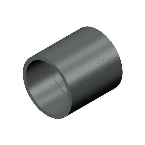 Muffe PVC 63 mm