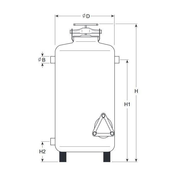 Filter ODIS grus 4202Mx 2