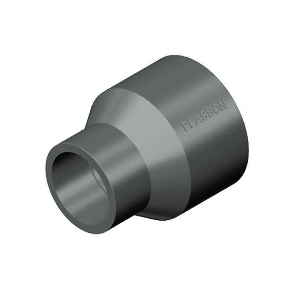 Overgang PVC 63 x 50 x 25 mm SPxMF