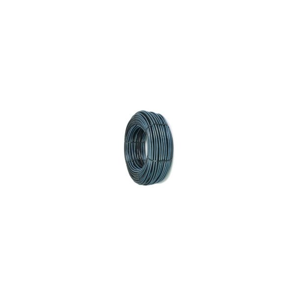 PEL-rør 20/2 PE100 PN16 blå striber