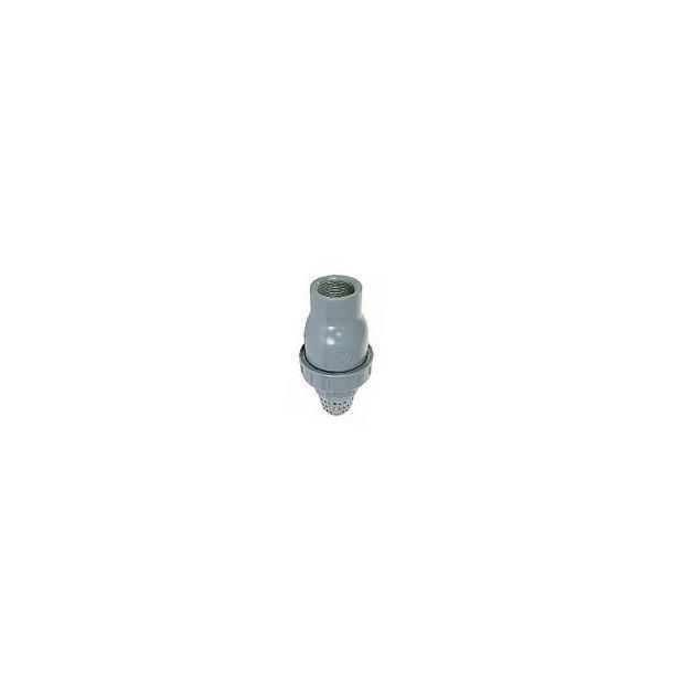 Bundventil PVC 90 mm