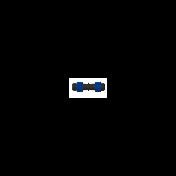 Hurtigkobling 16 mm univ.+ring