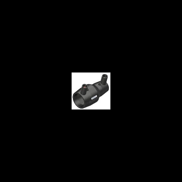 El-svejse reduktion 160X110 MM PLASSON