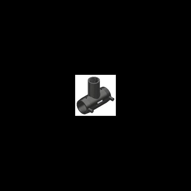 El-svejse tee 63 MM PLASSON