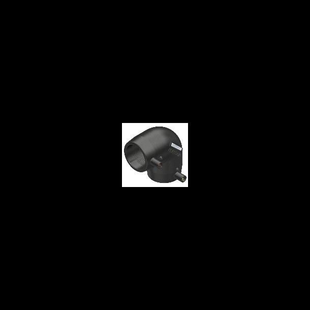 El-svejse vinkel 90 MM PLASSON 90GR.