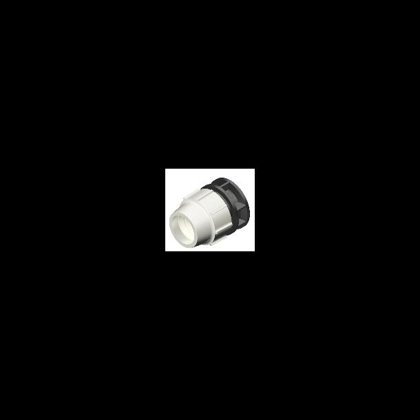 Endeprop Plasson 90 mm- grå