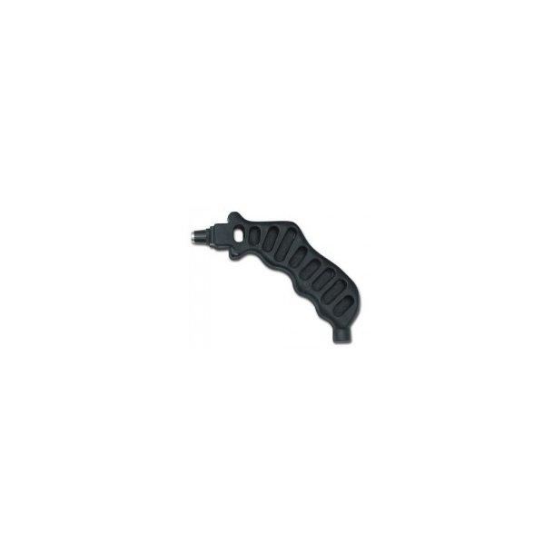 Hulværktøj Almagor 12 mm plast sort