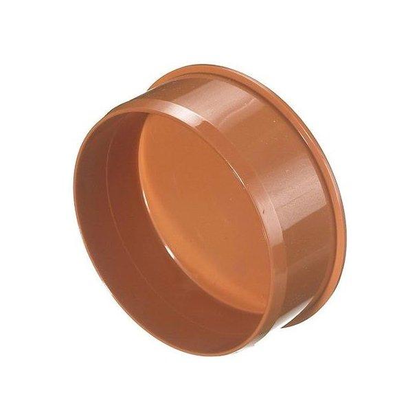 Slutprop PVC 110 mm kloak