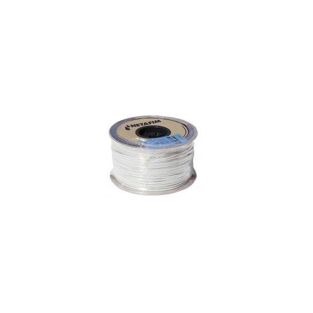 Mikro-slange SSPE 4*6,5 grå 200 m
