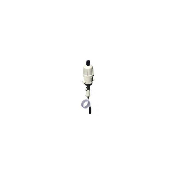 MixRite Tefen 2.5  pumpe 0.3-2% PVDF Tænd-/sluk