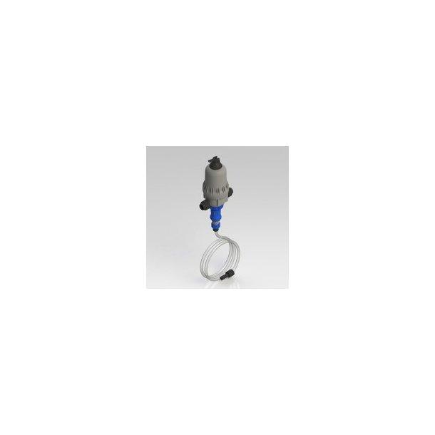 MixRite Tefen 5 m³/t gødningspumpe 0.5-5% m. Tænd-/sluk 32 mm
