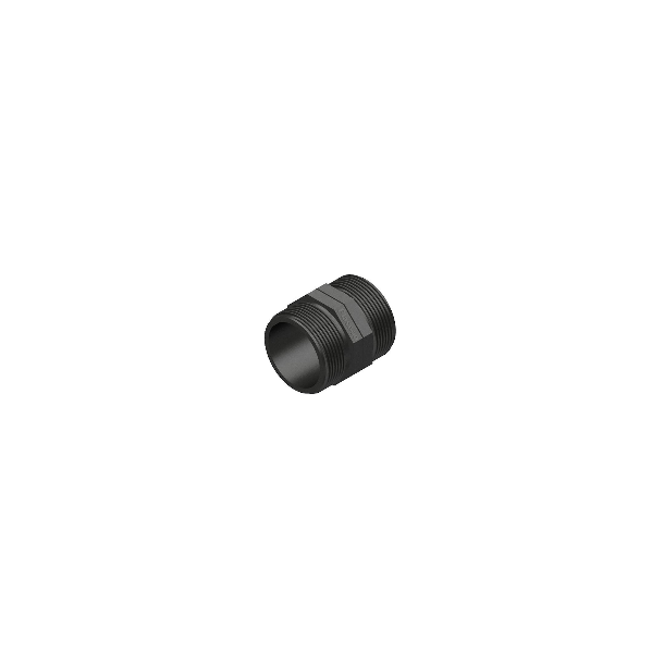 Nippel Plasson PP ½ x ½