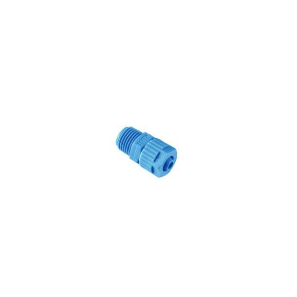 Forbinder Tefen han 6 mm x 3/4