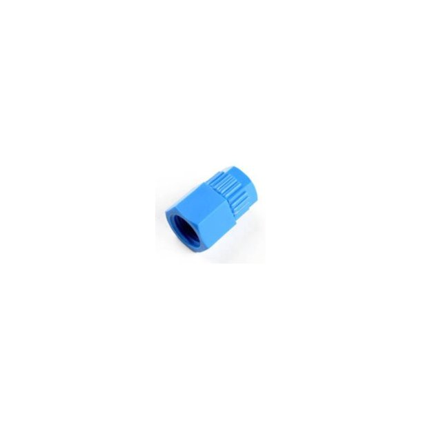 Forbinder Tefen han 6 mm x 1/8