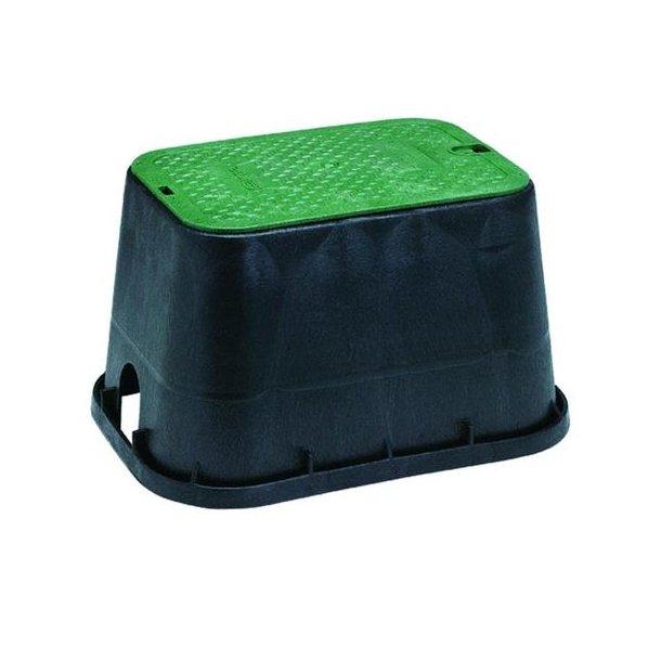 Ventil-boks til landskab 500x640mm H=300