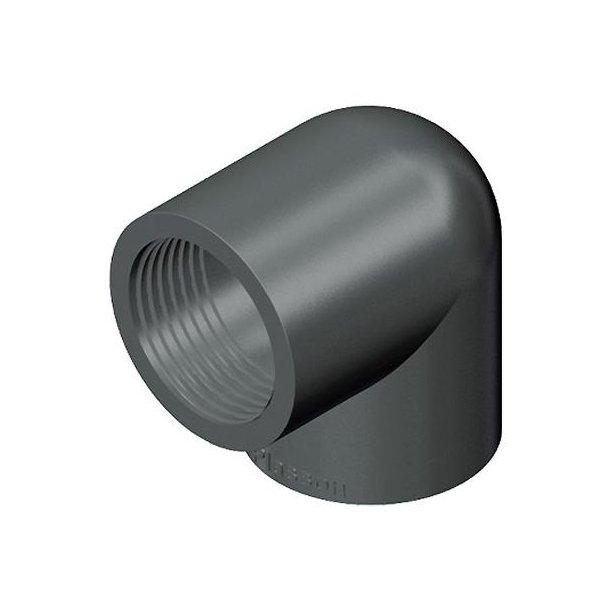 Vinkel PVC 63 x 2